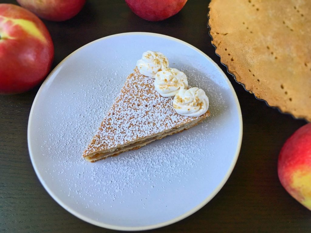 Aga Apple Cake