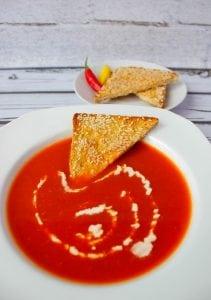 paprykowa zupa
