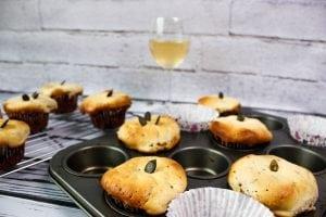 serowe muffiny