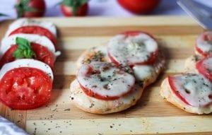 Piersi z kurczaka z pomidorami