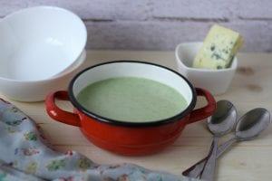 Zupa z brokuła