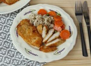 kurczak i Parmezan