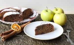 Ciasto z cynamonem