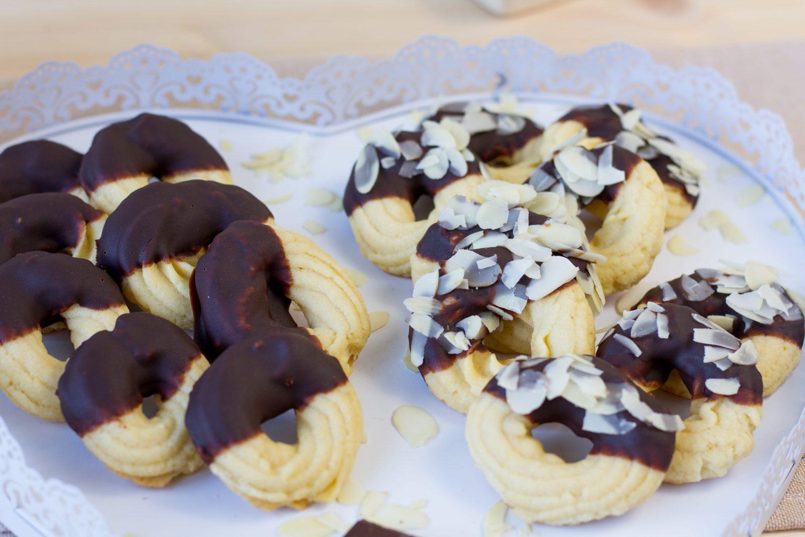 Easy butter cookies