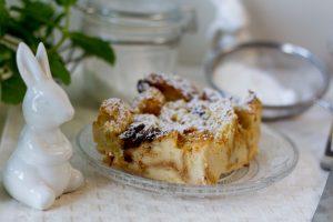 pudding z pieczywa