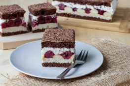 Halva cake