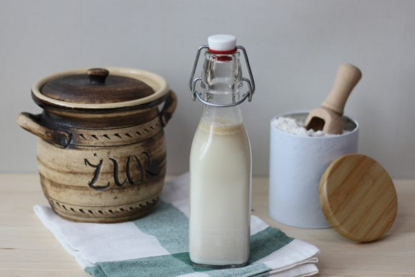 Rye leaven