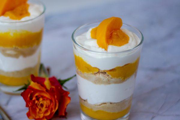 Dessert in a cup